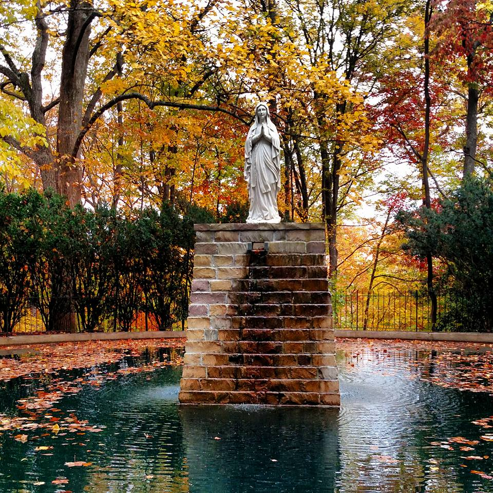 Plan Your Visit - National Shrine Grotto